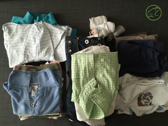 cosa mettere in valigia neonato