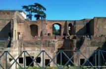 visitare il Palatino