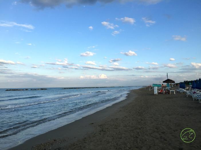 campeggio in abruzzo spiaggia