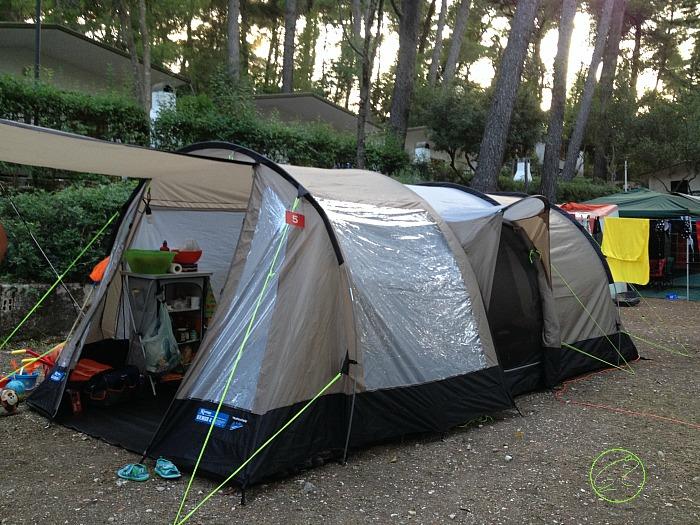 come scegliere un campeggio a terrazze