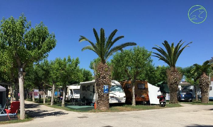 duca amedeo camping village in abruzzo