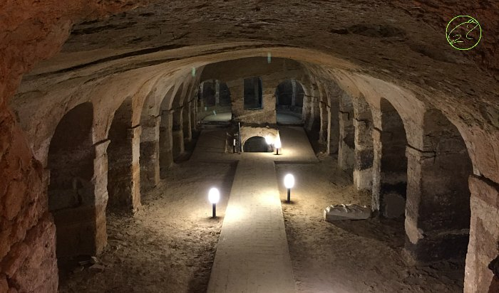 grotte di camerano