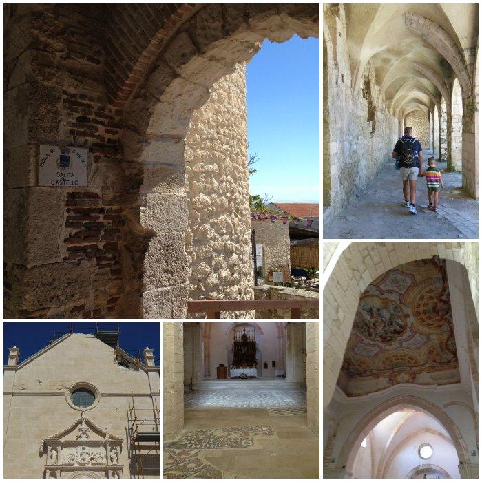 abbazia isola di san nicola