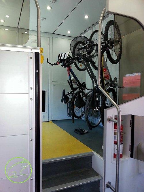 bici in treno