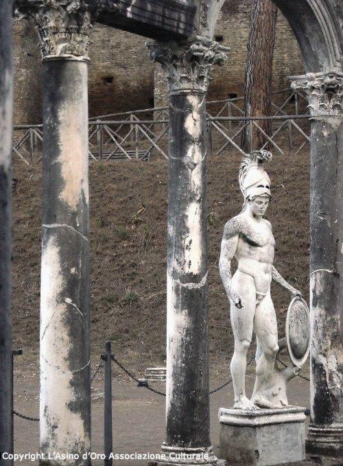 visitare villa adriana Canopo