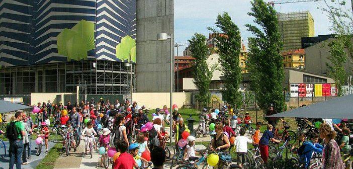 Bimbimbici: supereroi a rapporto per città a misura di ciclisti