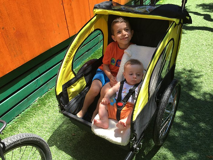 Come portare in bicicletta i bambini facciamo il punto - Portare bambini ...