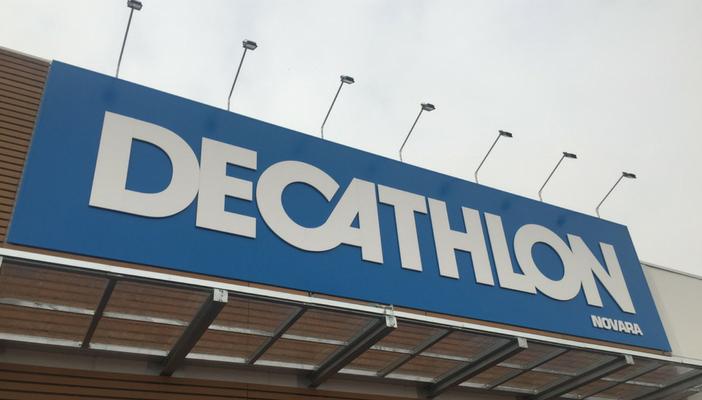 nuovo store decathlon novara