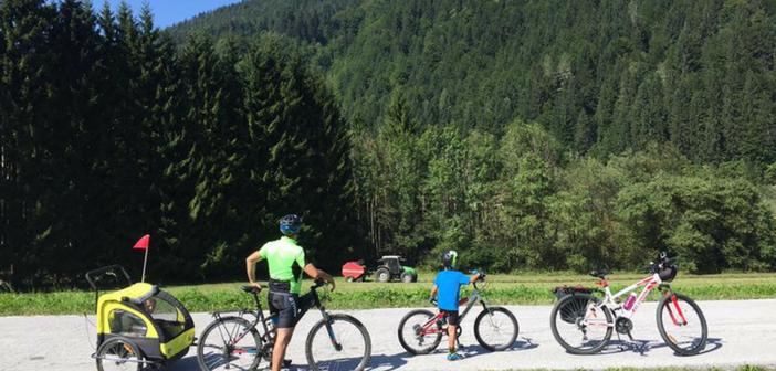 per le vacanze in bicicletta avere l'assicurazione di viaggio