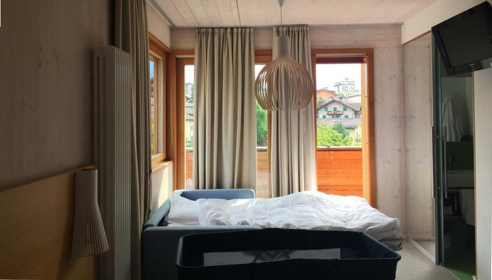 hotel azalea di cavalese le camere per famiglie
