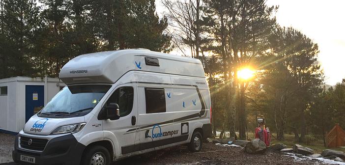 Scozia in camper con bambini: partire organizzati per un'avventura straordinaria