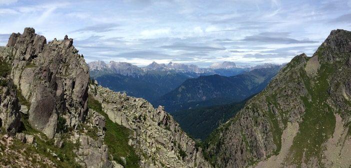 Monte Cauriol, trekking ad anello sui sentieri della Grande Guerra