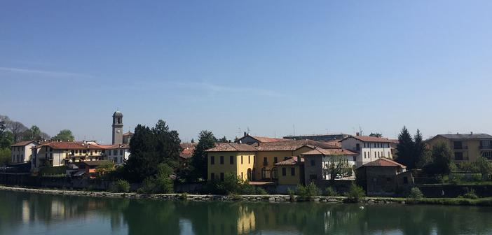 Da Milano a Lecco in bicicletta, pedalando tra la Martesana e l'Adda con bambini
