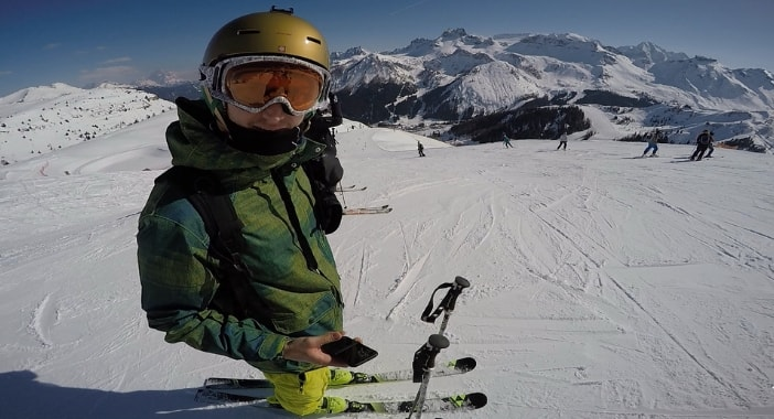 che tipi di caschi da sci esistono