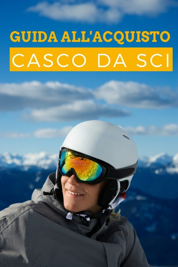 come scegliere il casco da sci