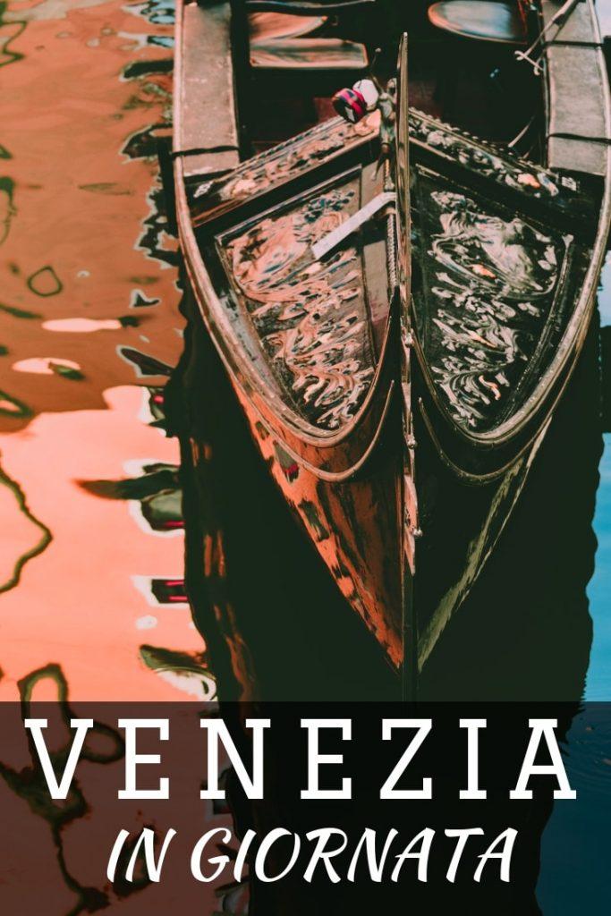 venezia cosa vedere in un giorno