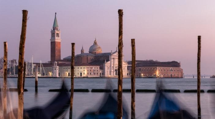 trekking urbano a Venezia