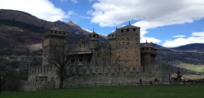 Valle d'Aosta in inverno: cosa vedere e fare in vacanza con bambini