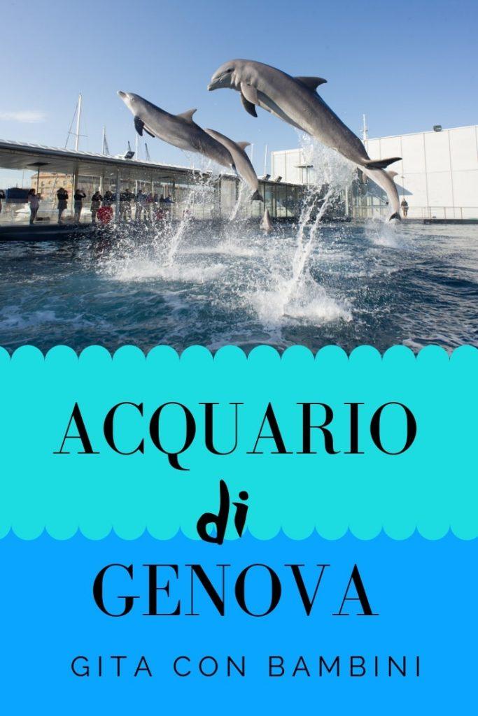 visitare l'acquario di genova da milano in giornata