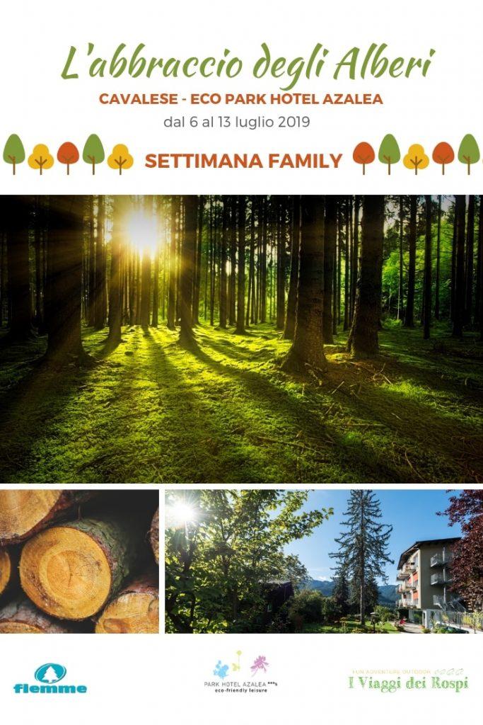 settimana famiglia montagna estate