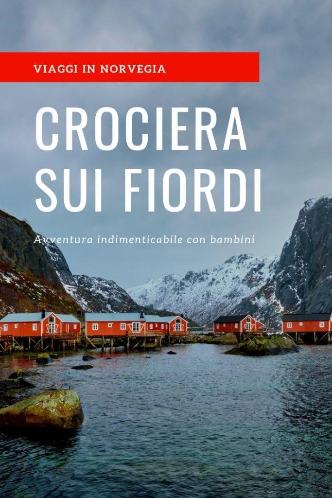 viaggio in norvegia in crociera