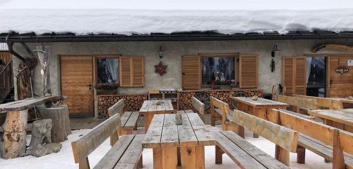 Malga Mazia: in Val Venosta con ciaspole e slittino