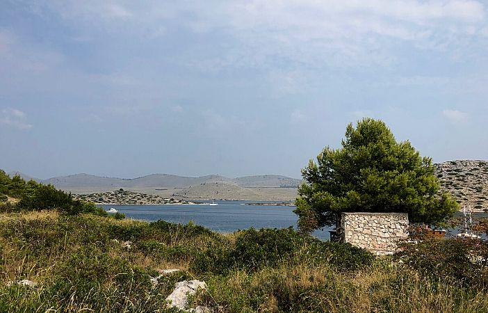 isole kornati croazia escursione da murter