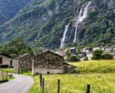 Cascate Acquafraggia: trekking al Rifugio Savogno con bambini