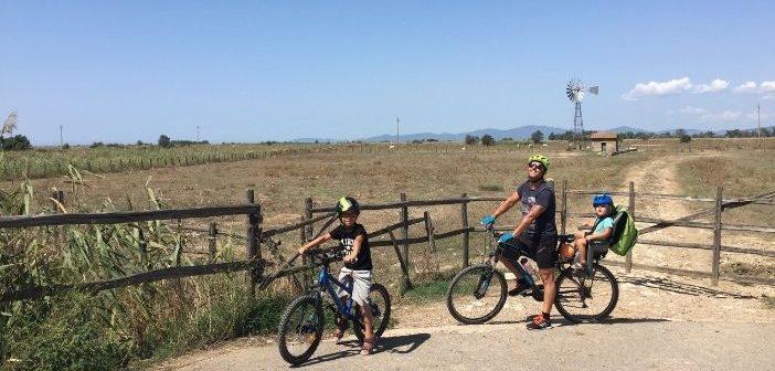 Protezioni bici per bambini: tutti in gita sicuri e felici